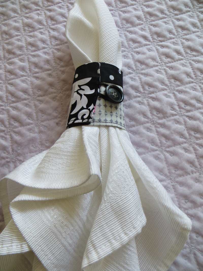 Category Napkin Rings Quilterrific